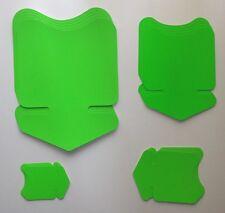 20 Pfeile 4 Größen leuchtgrün Preisschild Karton Neon Werbung deko Schaufenster