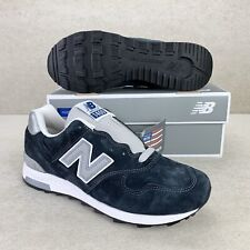 New Balance Made In USA X J Crew Collaboration  M1400NV Navy Silver Men's 12.5