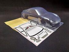 1/10 RC coche 190mm Porsche 911 Clara Carrocería