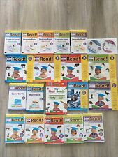 Your Baby Can Read! Early Language Development System DVDs Books Word Cards Set