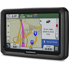 "Garmin 010-01342-00 dezl 570LMT5"" Truck GPS Navigation System with Maps/Traffic"