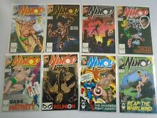 Namor the Sub-Mariner lot 36 different from #1-50 avg 7.0 FN VF (1990 1st Series