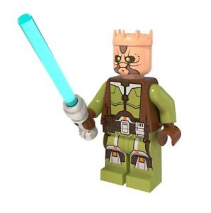 Star Wars Custom Minifigure Kao Cen Darach Minifigure Building Blocks
