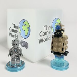 Cyberman - Doctor Who - LEGO Dimensions 71238 - Complete | TheGameWorld