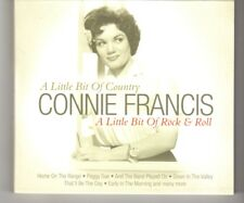 (HQ504) Connie Francis, A Little Bit of Rock & Roll - 2006 CD
