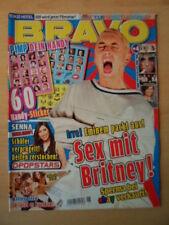 BRAVO 46 - 8.11. 2006 Eminem Tokio Hotel Monrose Sarah Connor Angelina Jolie