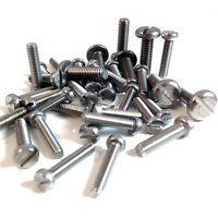m3 m4 m3.5 m2.5 m5 Metric a2 stainless steel cheese Slotted machine Screws m1