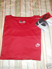 NEW PHITEN TITANIUM EVOLUTION X30 ATHLETES SPORT SHIRT/RED, XXL,  SHORT SLEEVES