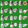 ADAPTATEUR DOUILLE E27 MR16 B22 B15d GU10 E12 E14 AMPOULE LAMPE CULOT ECLAIRAGE