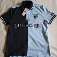 NWT Tommy Hilfiger Mens Rugby Polo Shirt  XS S M L XL XXL  - $52.00 retail SALE