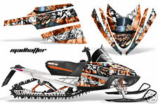 AMR SLED STICKER DECAL WRAP KIT M8 M7 ARCTIC CAT M SERIES CROSSFIRE GRAPHICS MAD