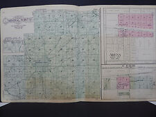 Wisconsin, Iowa County Maps, 1915 Mineral Point Township L21#93