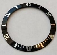 Bezel Insert For Rolex Submariner 14060 14060M 16600 16660 0.7MM thick Snap In