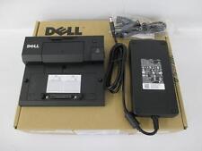 NEW DELL E-Port USB 3.0 Docking Station For DELL PRECISION /w 240W PA-9E T0J21