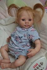 Ooak Reborn newborn real life  baby girl Piper   Baby art doll
