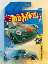 HOT WHEELS 2021er Porsche 356 A Coupe Outlaw GULF RACING  Super Treasure Hunt