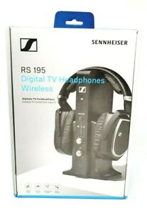 Sennheiser RS 195 Digital Wireless Headphone System 508675