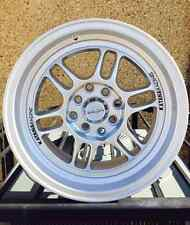 4 BRAND NEW Katana Wheels KR21 17X7.5 4X100 / 4X114.3 +40  ENKEI RPF1 STYLE