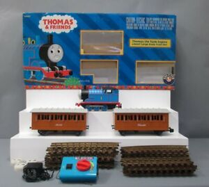 Lionel 8-81027 Thomas the Tank Engine G Scale Train Set/Box