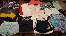 Girl's Clothes Lot of 19 Pieces Size 7/8