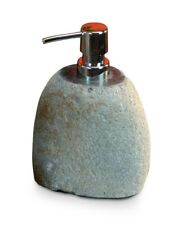 Soap Dispenser Natural Stone River Pump Liquid