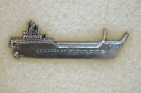 US USA Logistic Support Vessel Military Hat Lapel Pin