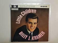 "BILLY J. KRAMER WITH DAKOTAS:Little Children + 3-U.K. 7"" 64 Parlophone 8907 PCV"