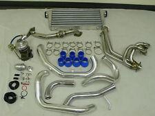 2002 2003 2004 2005 2006 2007 Subaru Turbo Kits WRX Sti Impreza FMIC Header TD05