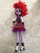 "Monster High 11"" Doll OPERETTA PHANTOM OF OPERA PICTURE DAY"