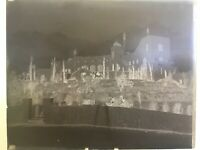 Sister Aimee Semple Mcpherson ~ Glass Negatives of Aimee's Castle Lot of 2