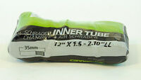 Cannondale Bicycle Inner Tube 12 x 1.5 - 2.1 Schrader Valve SV