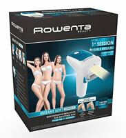 Rowenta Instant Soft Compact Hair Removal IPL Pulsed Light Epilator Genuine NEW