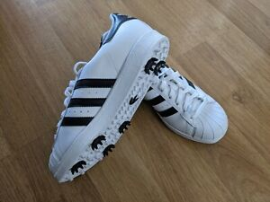 Adidas Golf Shoes SUPERSTAR UK 7.5 (Brand New)