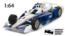 Greenlight 2017 #3 Helio Castroneves Aaa Penske Indy Car 1/64 Diecast 10775