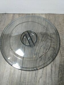 FOOD DEHYDRATOR REPLACEMENT LID COVER MR. COFFEE