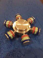 Modular Fidget Spinner COPPER BRASS (Wheel) EDC TOY Stress relief