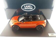 Land Rover Range Rover Evoque Convertible • NEU • TrueScale 51LDDC006ORW • 1:18