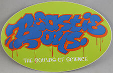 Beastie Boys Sticker Sounds Of Science Cd Ad Rock MCA Mike D Green New