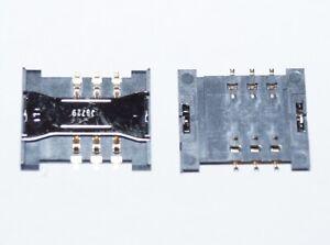 Original samsung GT-C5212 GT-C5510 GT-C6112 GT-E1150 Card Reader SIM