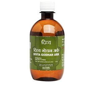 Patanjali Divya Ayurvedic Gomutra Godhan Ark 450ml Für Entgiftung Eigenschaften