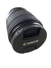 Canon EFS 18-135mm Lens