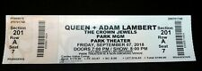 Queen + Adam Lambert Crown Jewels Las Vegas Residency Concert Ticket 1 Brian May