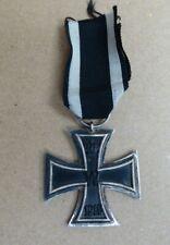 "WW1 1914-1919 GERMAN ARMY IRON CROSS MEDAL 2ND CLASS MAKER ""WILM"""