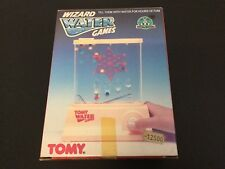80s# VINTAGE TOMY WATER GAME WIZARD STARBALL STAR BALL#NIB