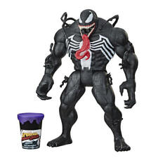 Spider-Man Maximum Venom, Venom Ooze, With Ooze-Slinging Action, Can Of Ooze,