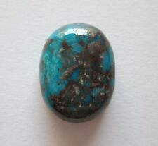 16.00 ct. Natural High Grade Bisbee Turquoise Cabochon Gemstone, # DR 094