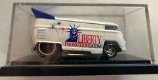 Hot Wheels Liberty Promotions.com VW Bus - MINT in original shipper - EXCLUSIVE