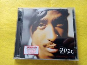 2Pac 2CD Greatest Hits VGC