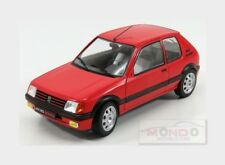 Peugeot 205 1.9 Gti 1988 Red SOLIDO 1:18 SL1801702