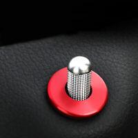 Für Mercedes W205 C GLC X253 und W213 E-Klasse Türverriegelung Ringe Tuning Rot